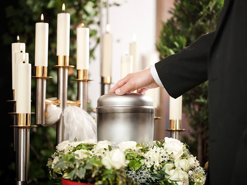 Cremazione zona Cimitero Baggio